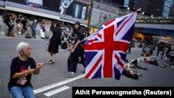 Лондон розцінює політику Китаю щодо Гонконгу як порушення домовленостей, укладених при передачі регіону в 1997 році