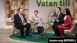 Марафон телеканалу ATR, присвячений кримськотатарській мові, 21 лютого 2015 року