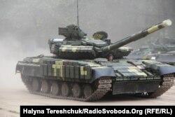 Зараз в армію найбільше передають Т-64, але це ще не той танк, який хочуть мати ЗСУ