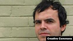 Iranian blogger Hossein Derakhshan