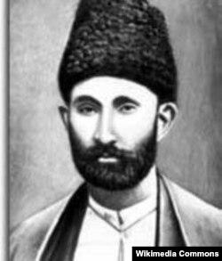Şair Seyid Əzim Şirvani.