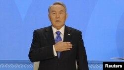 Нурсултан Назарбаєв очолює Казахстан ще з радянських часів