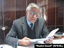 Хатлон прокурори муовини Афзалали Иззатов.