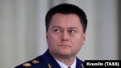 Ռուսաստանի գլխավոր դատախազ Իգոր Կրասնով, արխիվ