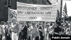აშშ: ჰომოსექსუალთა უფლებების დამცველთა გამოსვლა გასული საუკუნის 70-იან წლებში