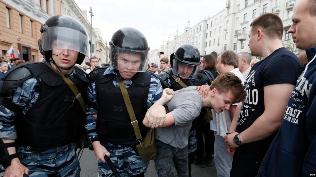 """""""Винтаж"""" на Тверской 12 июня 2017"""