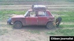 analoqu olmayan avtomobil