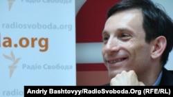 Виталий Портников – главный редактор украинского телеканала TВi и многолетний сотрудник Радио Свобода