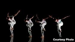 Savremeni balet, ilustrativna fotografija