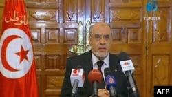 Глава правительства Туниса Хамади Джебали