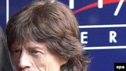 Лидер Rolling Stones Мик Джаггер