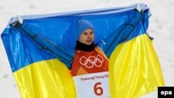 Український олімпійський чемпіон Олександр Абраменко