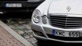 Акція власників автомобілів на «євробляхах» під Кабміном, Київ, 11 липня 2018 року