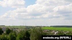 Ветрапарк каля Наваградку