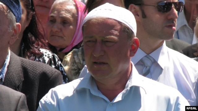 Голова Бахчисарайської районної державної адміністрації Ільмі Умеров