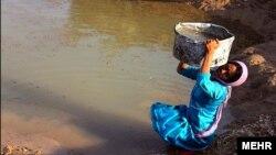 بحران آب در ایران، عکس: خبرگزاری مهر