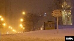 سازمان هواشناسی پییش بینی کرده است که چهارشنبه بارش برف در استان گیلان قطع شود.