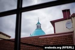 Від з акна Польскага школьнага таварыства