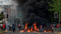 Mrtvi i povređeni u Čileu