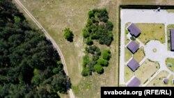 Забаўляльны комплекс з рэстаранам каля Курапатаў