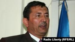 میرزا محمد یارمند معین پیشین وزارت داخله افغانستان