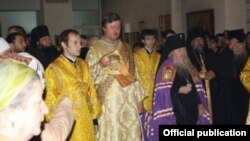 სტავროპოლისა და ვლადიკავკაზის არქიეპისკოპოსი თეოფანე