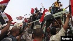 هواداران اخوانالمسلمین در قاهره