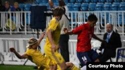 Товарищеский матч сборных Украины и Чили