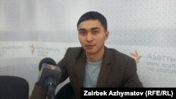 Элдияр Элчибек