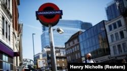 Pamje nga Londra.