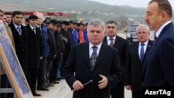 Bakı-Şamaxı yolunun açılışı - 2009