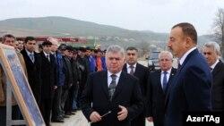 Bakı-Şamaxı yolunun açılışı, 26 noyabr 2009