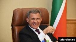 Рөстәм Миңнеханов