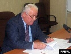 Амонулло Ҳукумов, раиси Роҳаи оҳани Тоҷикистон