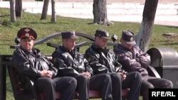 Милиционеры Междуреченска. 2010 год.