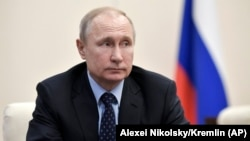 Президент России Владимир Путин (архив)