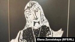 «Образ абхазской женщины»