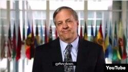 Վրաստանում ԱՄՆ դեսպան Իեն Քելլի, արխիվ