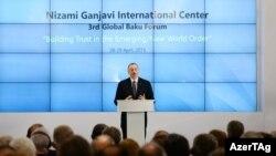 Bakıda Qlobal Forum - 2015
