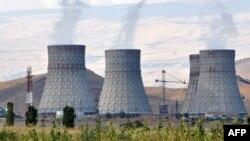 Armenia -- The Metsamor power plant outside Yerevan, 26Sep2010.