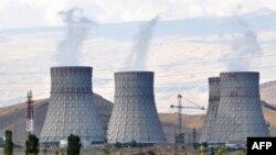 Армянская АЭС у Мэцаморы непадалёк ад сталіцы