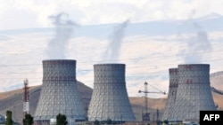 The Metsamor nuclear plant near Yerevan supplies Armenia with about 40 percent of its electricity.