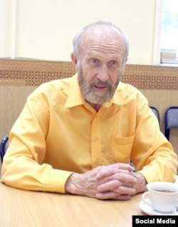 Удмуртиялық ғалым Альберт Разин.