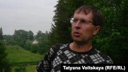 Андрей Бурлаков в Суйде