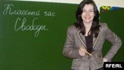 Russia -- Lyalenkova banner new design