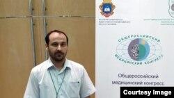 Детский онколог Зелимхан Ведзижев