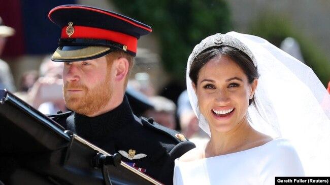 Принц Гаррі і Меган Маркл одружилися. Найяскравіші фото