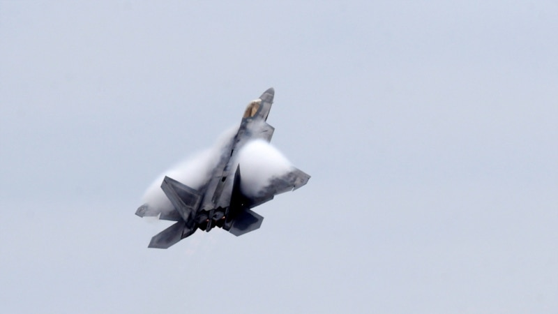 Американські літаки перехопили бомбардувальники та винищувачі Росії поблизу узбережжя Аляски