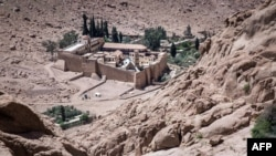 Եգիպտոս, Սինայ, արխիվ