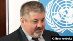Ombudsmanul Mihail Cotorobai